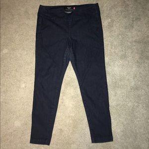 Torrid Slim Fix Pixie Jean Size 1 short